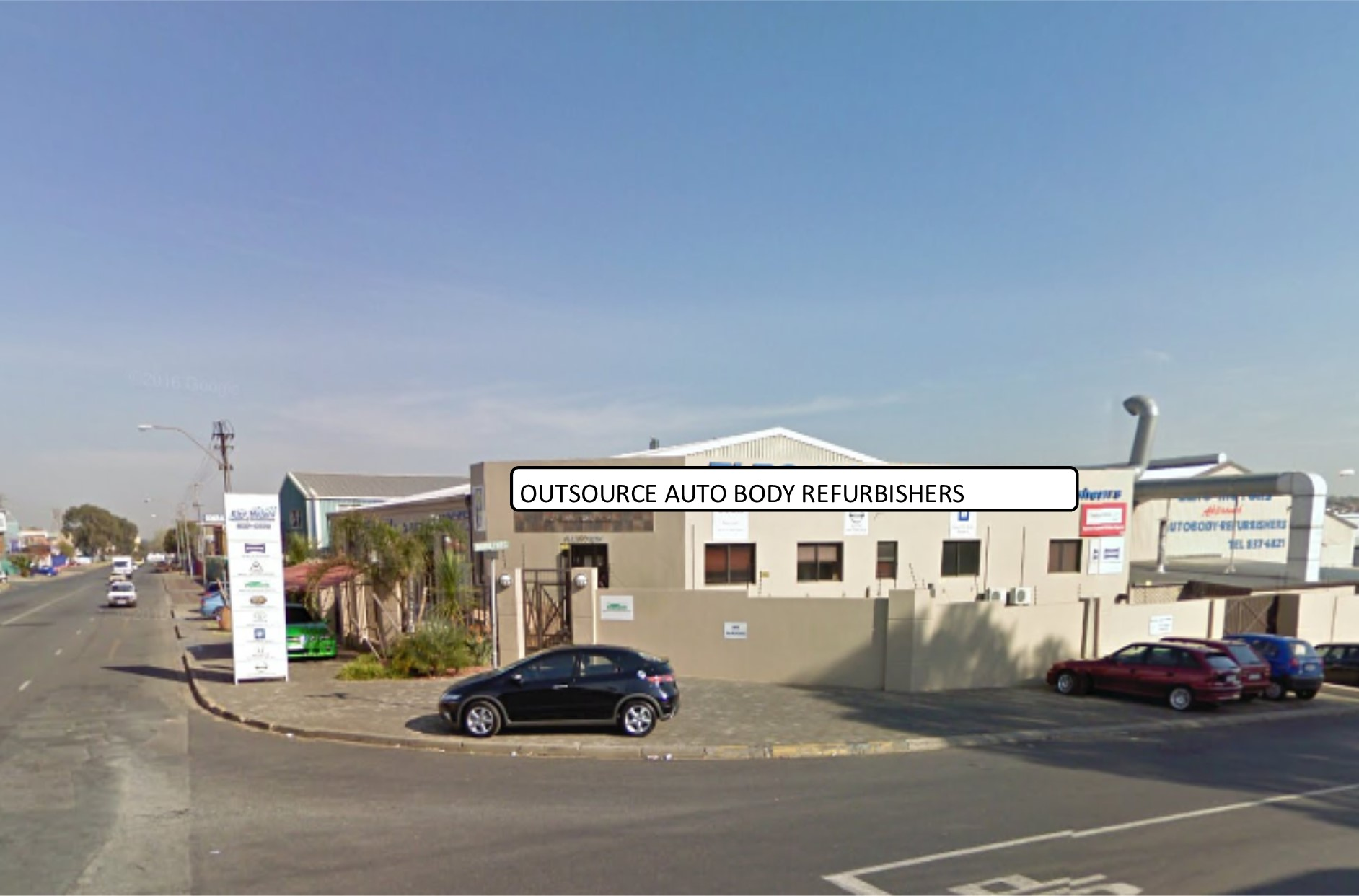 Outsource Auto Body Refurbishers